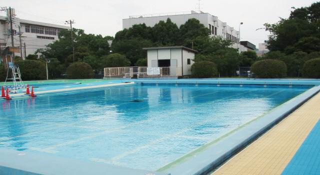 久里浜公園水泳プール