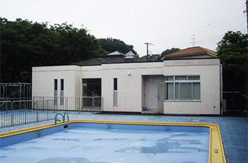 湘南鷹取5丁目第2公園水泳プール
