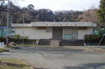 田の浦公園水泳プール